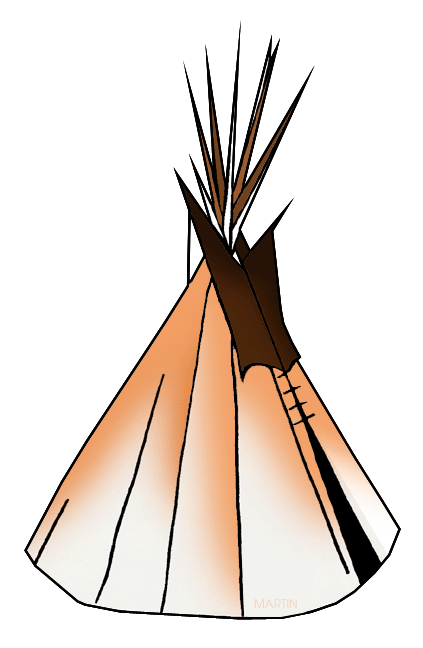 Plains Tepee