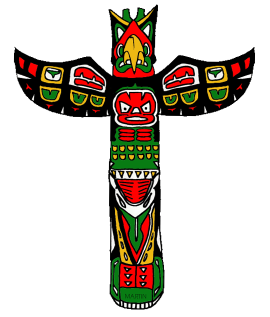 Pacific Northwest Totem