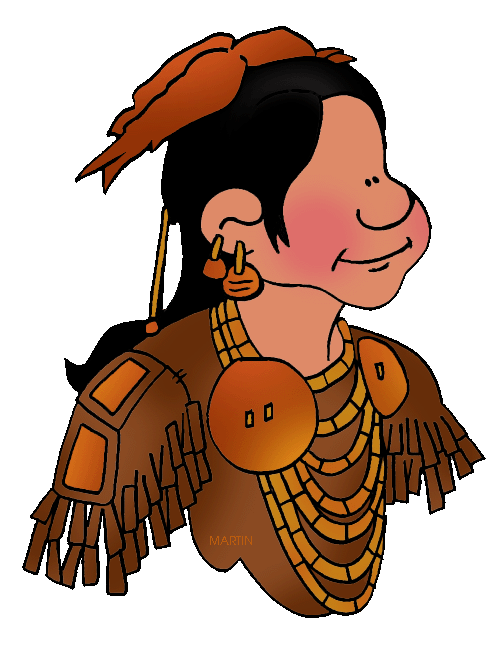 Southeast Woodland Seminole Man