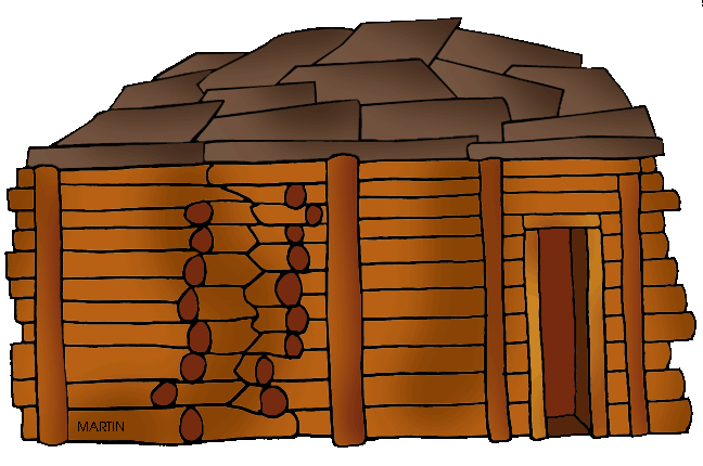 Southwest Log House